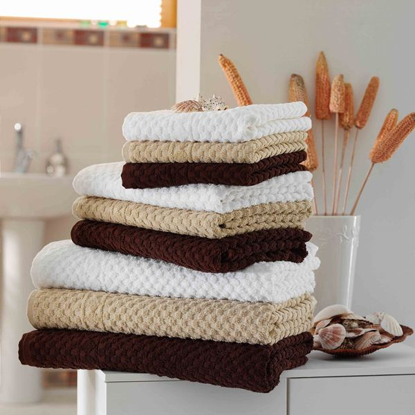Luxury towel for Bathroom decorative towels